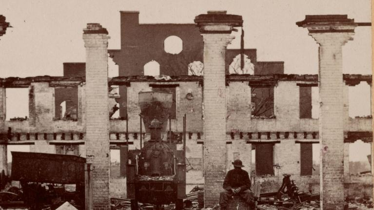 The Civil War: Episodes Eight and Nine (1865)