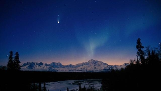 Comet Encounter - Preview