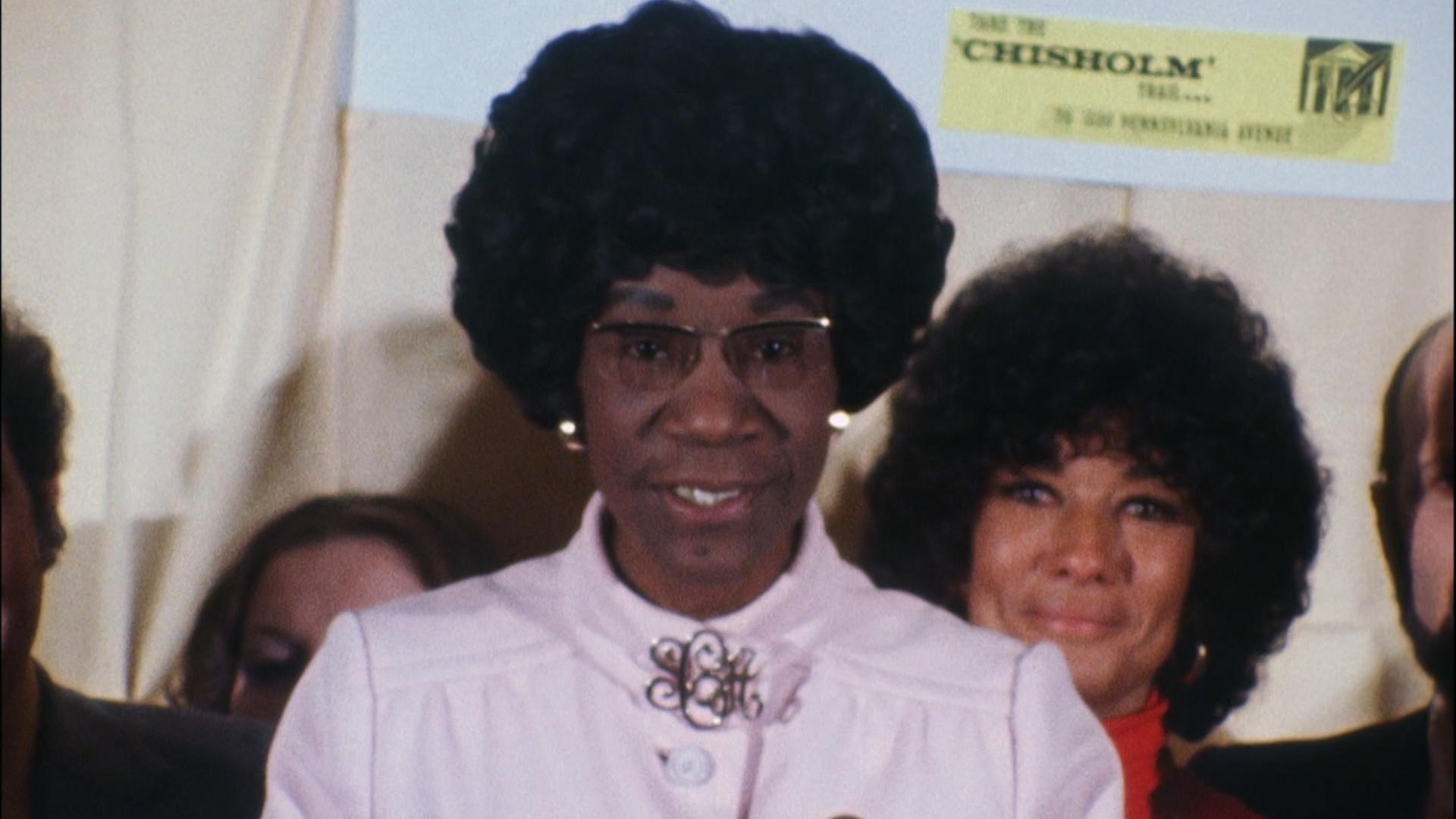 of  | Shirley Chisholm Social Time Issues Her Tackles 16