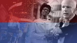 Chisholm and McCain — The Straight Talkers