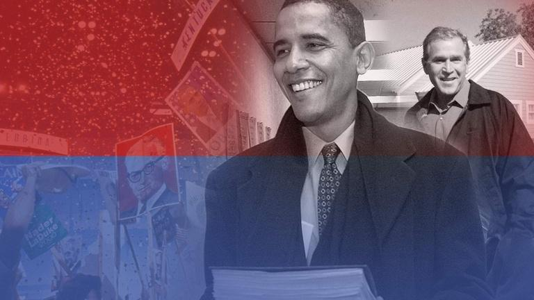 Bush and Obama — The Master Strategists