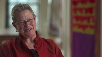 Julie Silber talks about her love of quilts