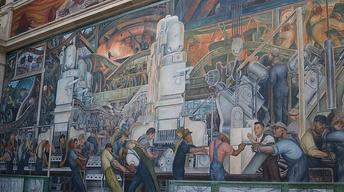 S7: Josephine Shea & Graham Beal on the Diego Rivera mural