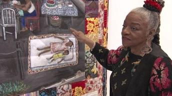 Faith Ringgold on creating Tar Beach story quilt