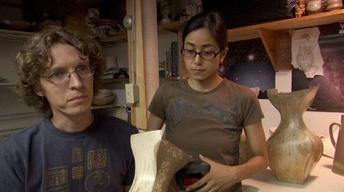 Matt Kelleher and Shoko Teruyama