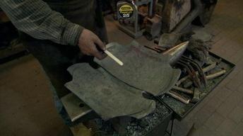 Blacksmith Tom Joyce