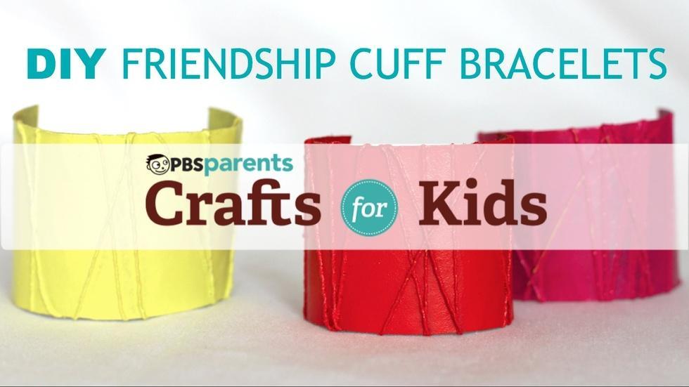 DIY Friendship Cuff Bracelets image