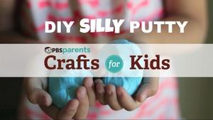 Two Ingredient Silly Putty