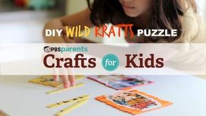 Wild Kratts Puzzle