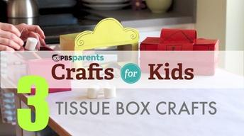 Tissue Box Projects