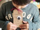 "Crafts for Kids | ""My Eye On You"" Valentine's Day Cards"