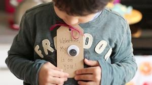 """My Eye On You"" Valentine's Day Cards"
