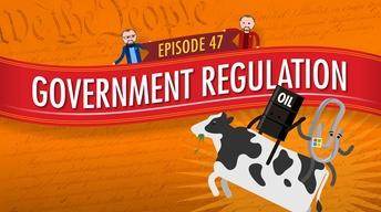 Government Regulation: Crash Course Government #47