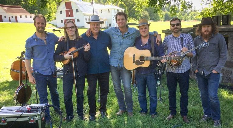 David Holt's State of Music: Steep Canyon Rangers