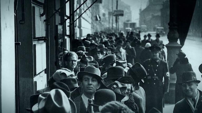 Defying The Nazis: The Sharps' War: Peter's Story