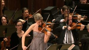 DSO: Red Violin Concerto with Elina Vahala