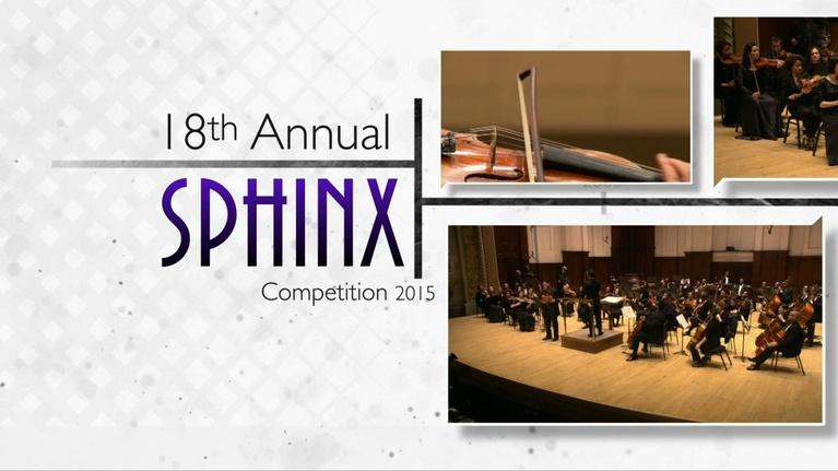 18th Annual Sphinx Finals Competition - Broadcast Version