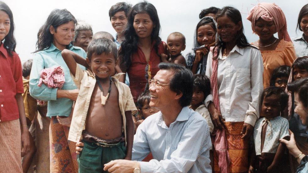 The Killing Fields of Dr. Haing S. Ngor   Trailer image