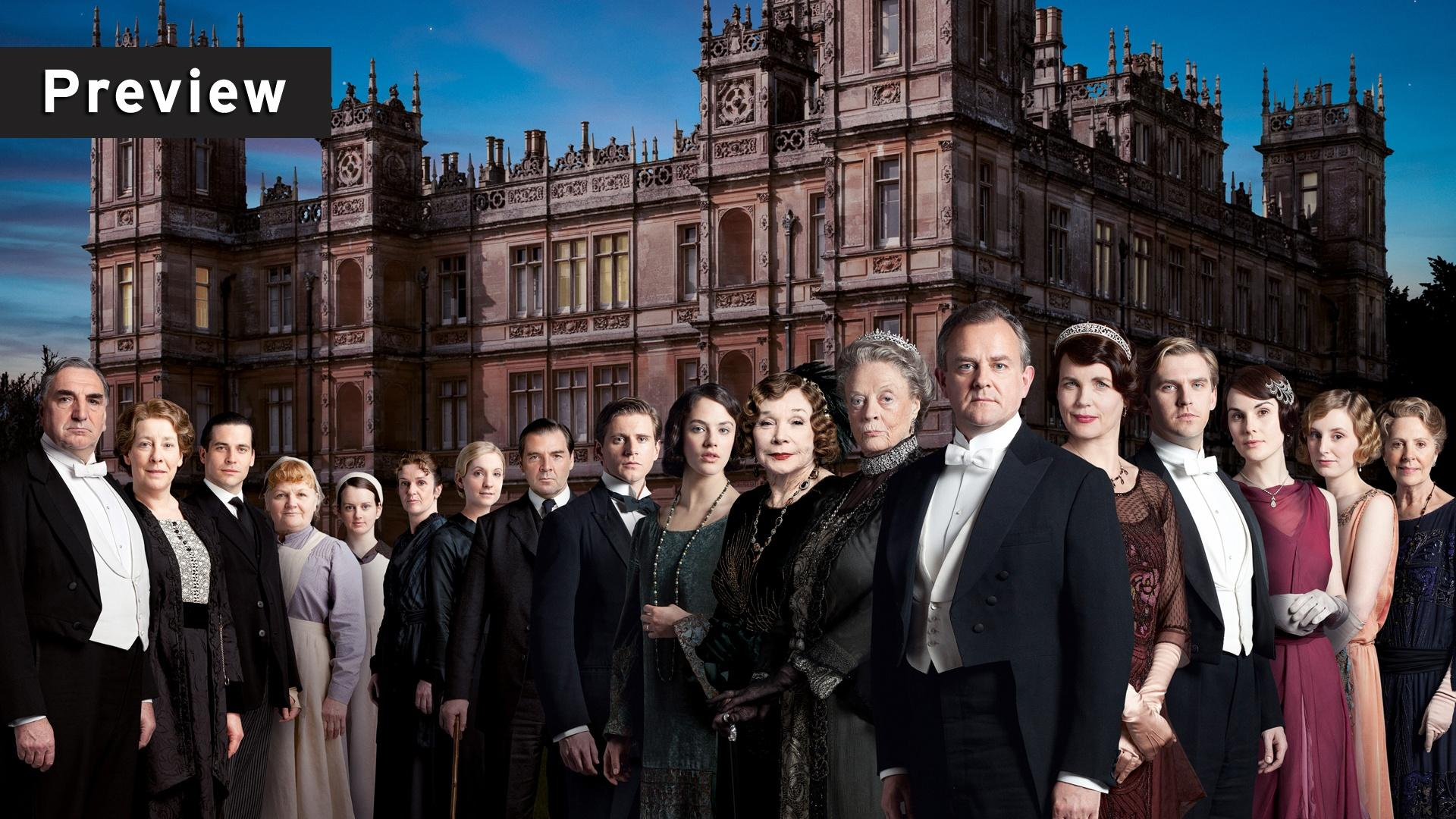 Downton Abbey Revisited - Preview image