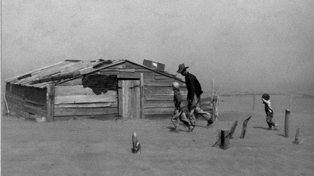 Uncovering the Dust Bowl
