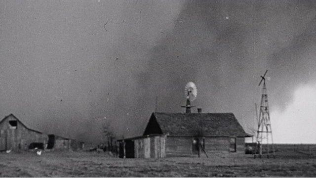 Woody Guthrie: The Great Dust Storm image