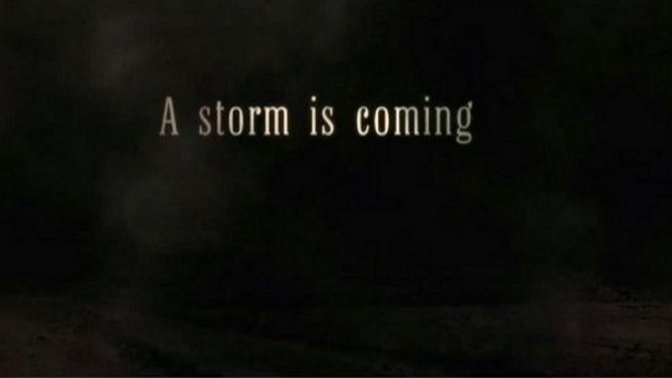 A Storm is Coming image