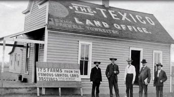 The Dust Bowl: Buying Land