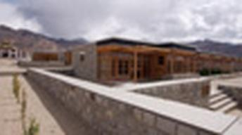 The Druk White Lotus School - Ladakh image