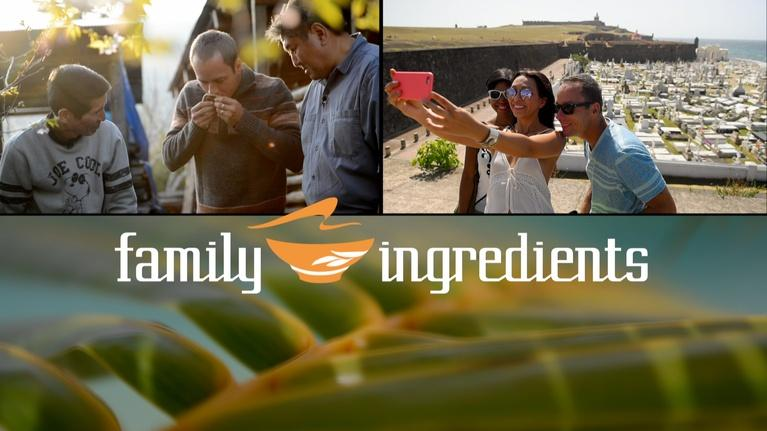 Family Ingredients: Series Preview