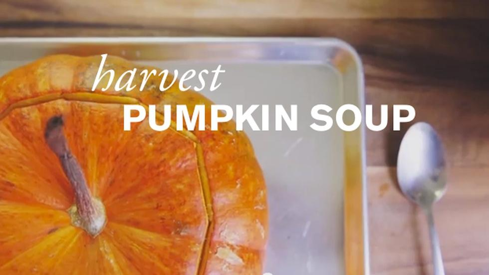 Harvest Pumpkin Soup image