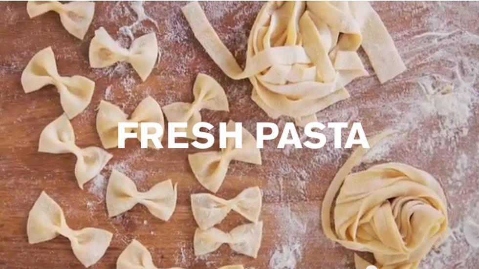 How to Make Fresh Pasta image