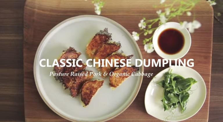 Farm to Table Family: Classic Chinese Dumplings Inspired by Din Tai Fung