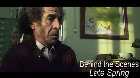 "Film School Shorts -- S3 Ep12: ""Late Spring"" 