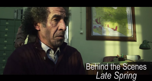 Behind the Scenes: Late Spring | Film School Shorts