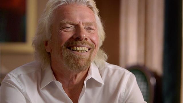 Visionaries: Sir Richard Branson