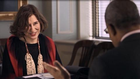 Finding Your Roots -- S3 Ep9: The Long Way Home: Azar Nafisi