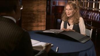 Mia Farrow in Maps of Stars