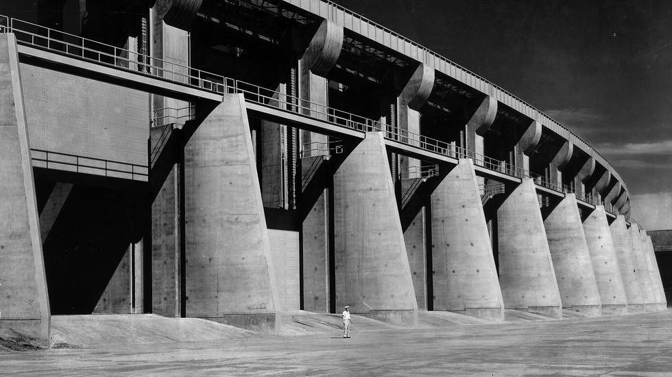 Fort Peck Dam image