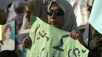 Pakistan: Disappeared