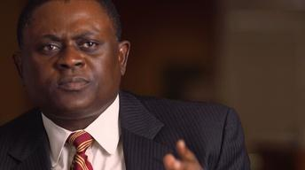 The FRONTLINE Interview: Dr. Bennett Omalu