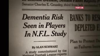 In Damage Control, NFL Shied From Its Own Brain Research