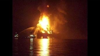 The Spill: Deepwater Horizons Clip 1