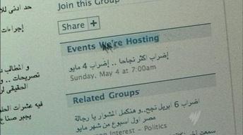 Egypt's Facebook Faceoff