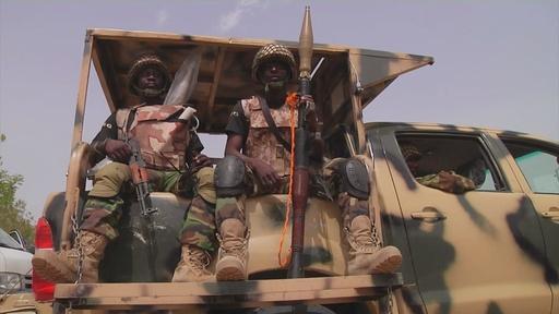 Hunting Boko Haram Video Thumbnail