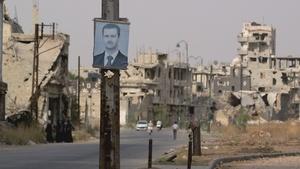 Inside Assad's Syria