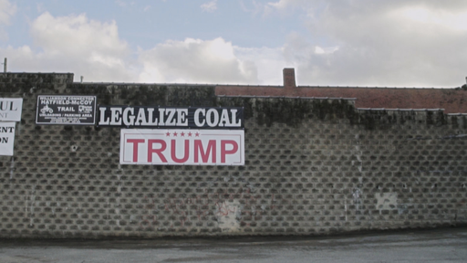 Betting on Trump: Coal Video Thumbnail