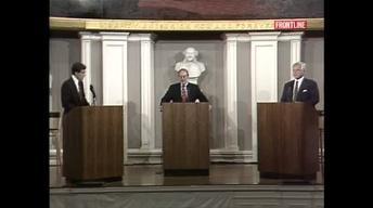 Mitt Romney Debates Ted Kennedy