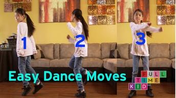 3 Easy Dance Moves