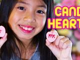 Full-Time Kid | DIY Candy Hearts