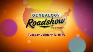 Genealogy Roadshow Preview